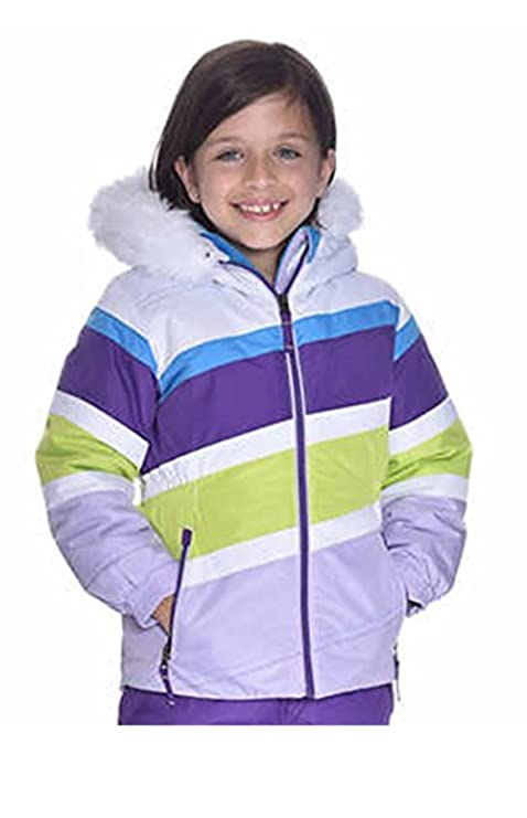 4a0b6d647 Amazon.com   Weatherproof 32 Degrees Girls Snow Jacket