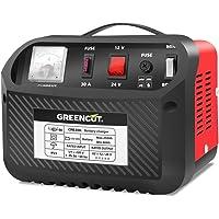 Greencut CRB300 - Cargador de batería multifunción, 12V