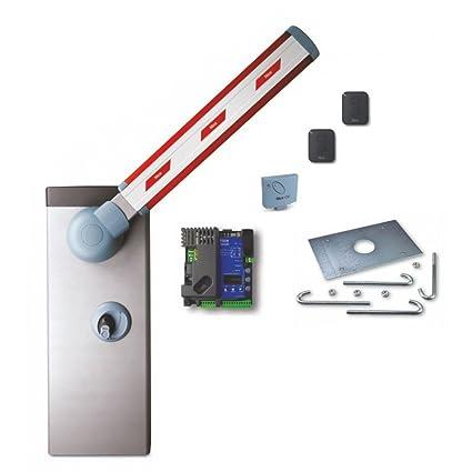 Signo4 barrera - moonbus nice bluebus emisor receptor 2 hilos, Sin baterías, carcasa acero