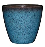 GARDENGOODZ Vogue 8'' Planter - Indigo