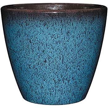 Amazon Com Pennington Ceramic Vintage Floral Pot Planter