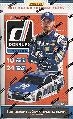 (2018 Panini Donruss Racing HOBBY box)