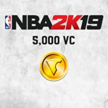 Amazon com: NBA 2K19: 5000 VC Pack - PS4 [Digital Code