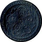 Ekena Millwork CM16ERAMC Emeryville Decorative Ceiling Medallions, Americana Crackle