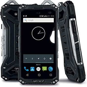 Smartphone Getnord Onyx IP68 MIL-STD-810G de Metal Reforzado ...