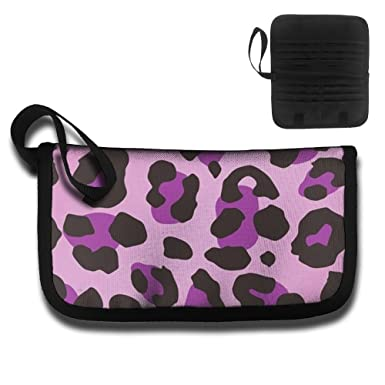 Xcjycd leopard print neat credit card holder business card organizer xcjycd leopard print neat credit card holder business card organizer id wallet multi card for men reheart Image collections