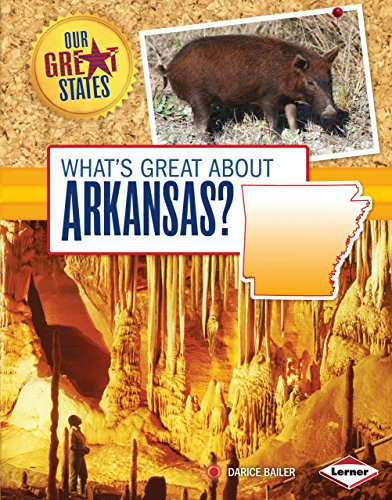 What's Great about Arkansas? (Our Great - To Spring Things In Do
