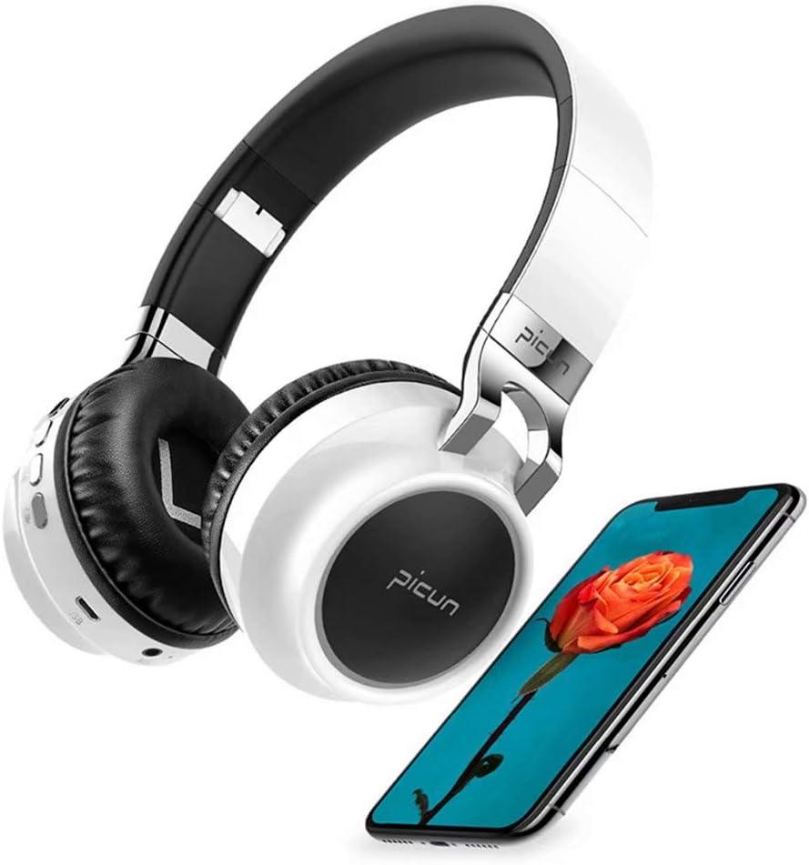 ZZRH Auriculares auriculares Bluetooth teléfono inalámbrico auriculares de computadora música con control de reducción de ruido de trigo juego de deportes universales niños y niñas: Amazon.es: Electrónica
