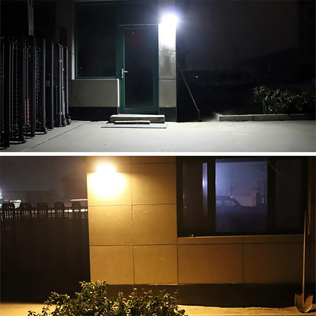 Solar 70LED Motion Sensor Light Outdoor Garden Path Street Wall Lamp Waterp IP65