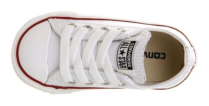 18585c2f76bac4 Converse Unisex-Kinder Chuck Taylor Ct OX Sneakers  Amazon.de  Schuhe    Handtaschen
