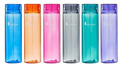 Amazon Brand - Solimo Water Bottle 6ce358157afc