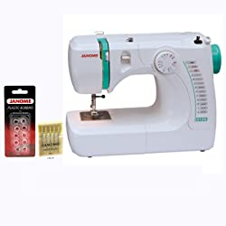 Janome 3128 Sewing Machine (Best for Beginners)