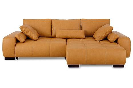 Letto Ecopelle Giallo : Sofaszumhalbenpreis divano letto con imbottitura angolo davis