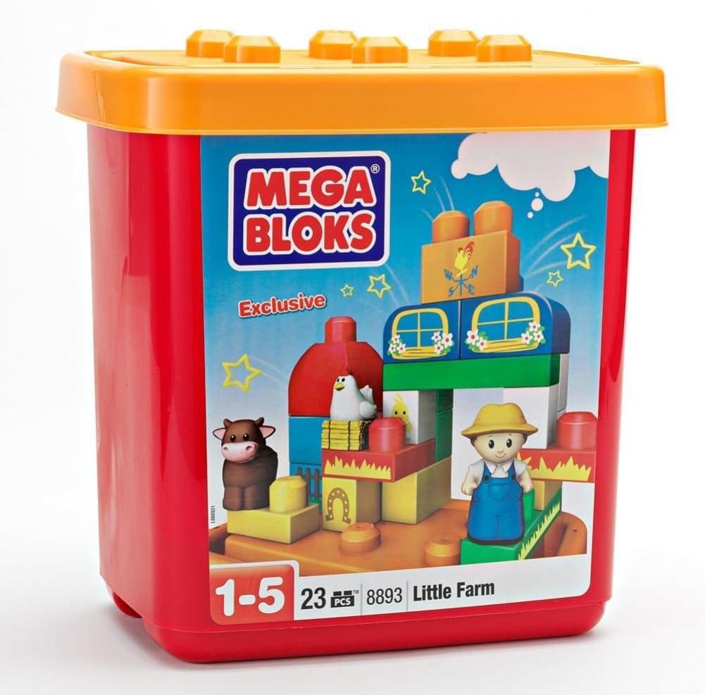Mega Bloks Little Farm Tub