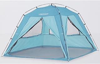 [Bigten] Highland24latérales en filet Tente Abri Pare-soleil UV portection Plage Abat-jour pour activités de plein air Green