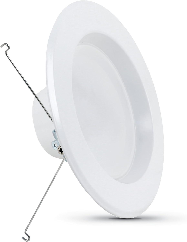 Feit Electric LED 5//6 75W Equivalent Retrofit Kit CEC Compliant Pack of 18 925 Lumens 5000K