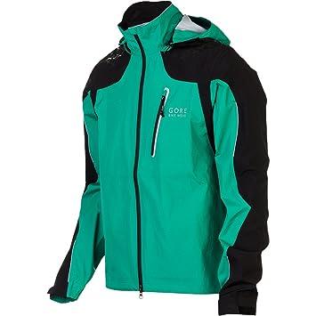 Gore Bike Wear - Chaqueta impermeable para bicicleta de montaña para hombre GORE-TEXActive Shell