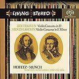 Violin Concerto (Jascha Heifets) -Sacd