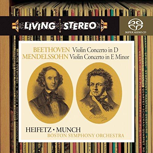 Beethoven: Violin Concerto in D / Mendelssohn: Violin Concerto in E Minor