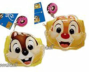 Amazon.com: Disney Chip n Dale – Monedero – Muñeca Bolsa ...
