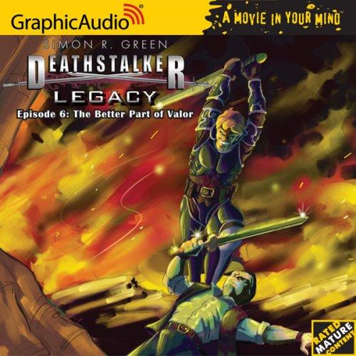 Download The Better Part of Valor (Deathstalker Legacy, Book 6) ePub fb2 ebook