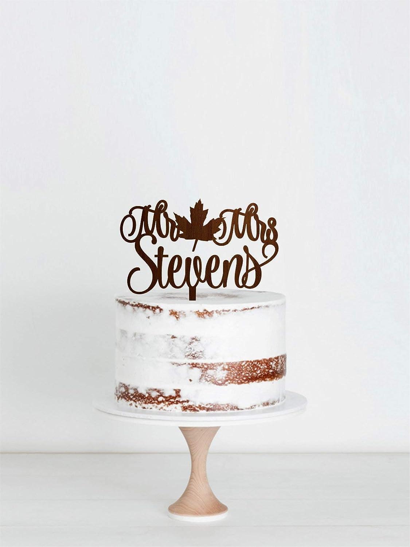 fiesta bodas y fiestas A decoraci/ón casera decoraci/ón para tarta de boda Decoraci/ón para tartas con texto en ingl/és Mr and Mrs Cake decoraci/ón para tartas