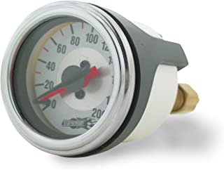product image for AIR LIFT 26228 200-psi Dual Needle Air Gauge
