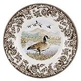 Spode 1597112 Woodland Canadian Goose Salad Plate