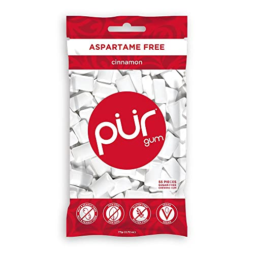 Is PUR 100% Xylitol Chewing Gum Keto Friendly?