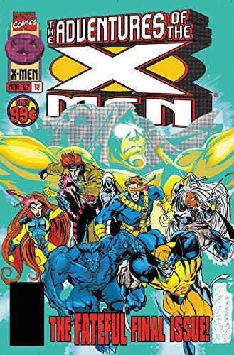 Adventures of the X-Men: Clear and Present - Adventures X-men