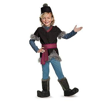 Kristoff Deluxe Child Frozen Disney Costume, Small/4-6