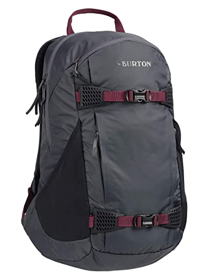 Burton WMS Day Hiker 25L Mochilas, Mujer, Gris (Faded Flight Satin),