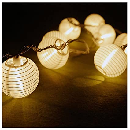 Amazon.com: Huphoon - Luces colgantes para jardín (30 ...