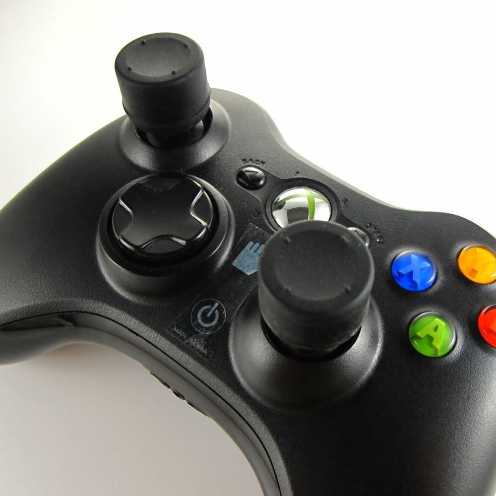 Pandaren® thumb grip caps joystick 8 unidades profesionales Pack ...