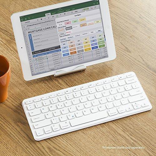 988162381ca Universal Bluetooth Wireless Keyboard,Anker Ultra Compact Slim Profile ...
