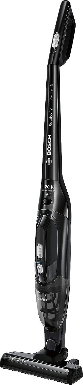 Bosch BBHF220 - Aspirador Escoba 2 en 1, Color Negro: Amazon.es: Hogar