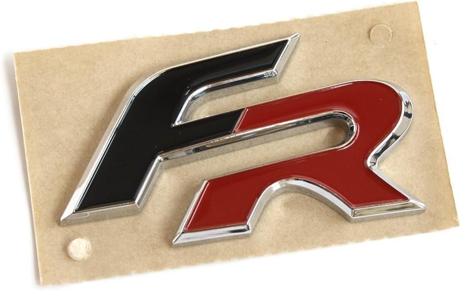 Original Seat FR Texto trasero port/ón Formula Racing