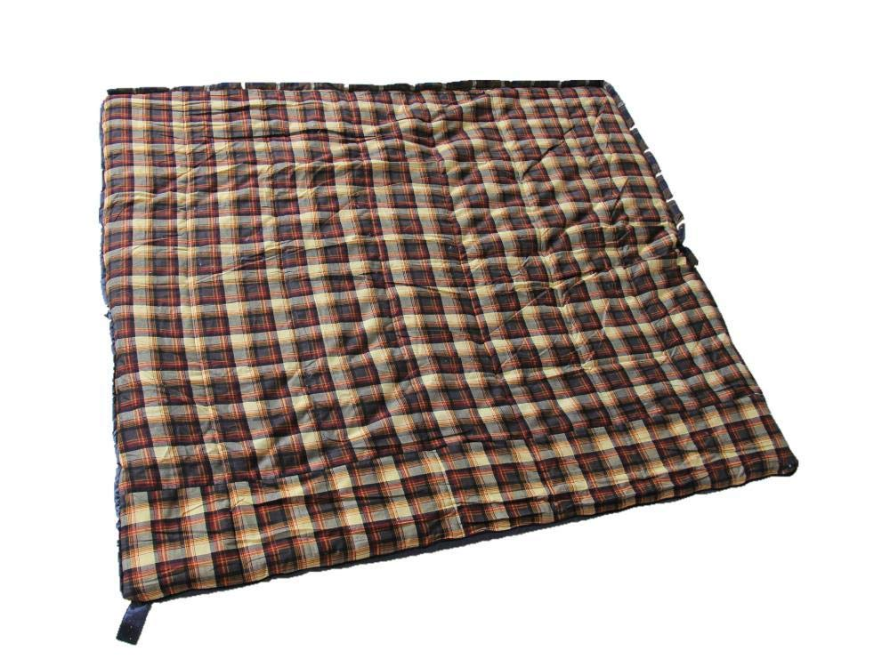 Sweety Sac de Couchage Flanelle Adulte Chaude enveloppe Sac de Couchage Outdoor Camping Camping Couchage Sac 195 90cm