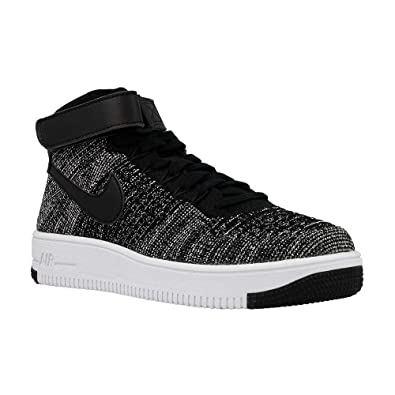 promo code 8a975 23e32 Amazon.com | Nike Kid's AF1 Ultra Flyknit Mid GS | Sneakers