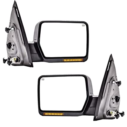 Amazon Com Dedc Ford F150 Tow Mirrors Pair For 2004 2005 2006 2007