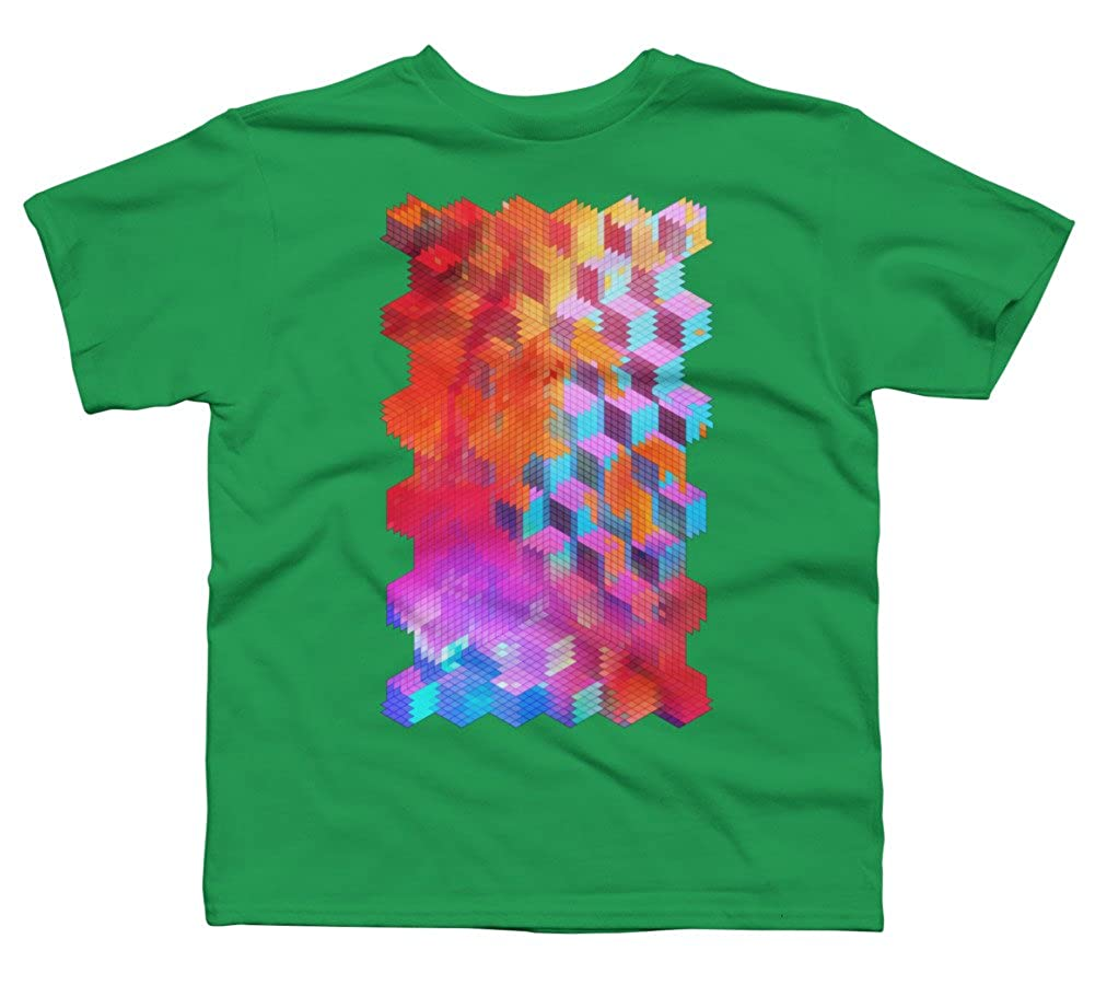 Design By Humans Tetra Boys Youth Graphic T Shirt