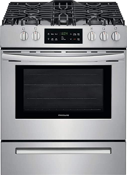 Top 8 Range Oven Gas