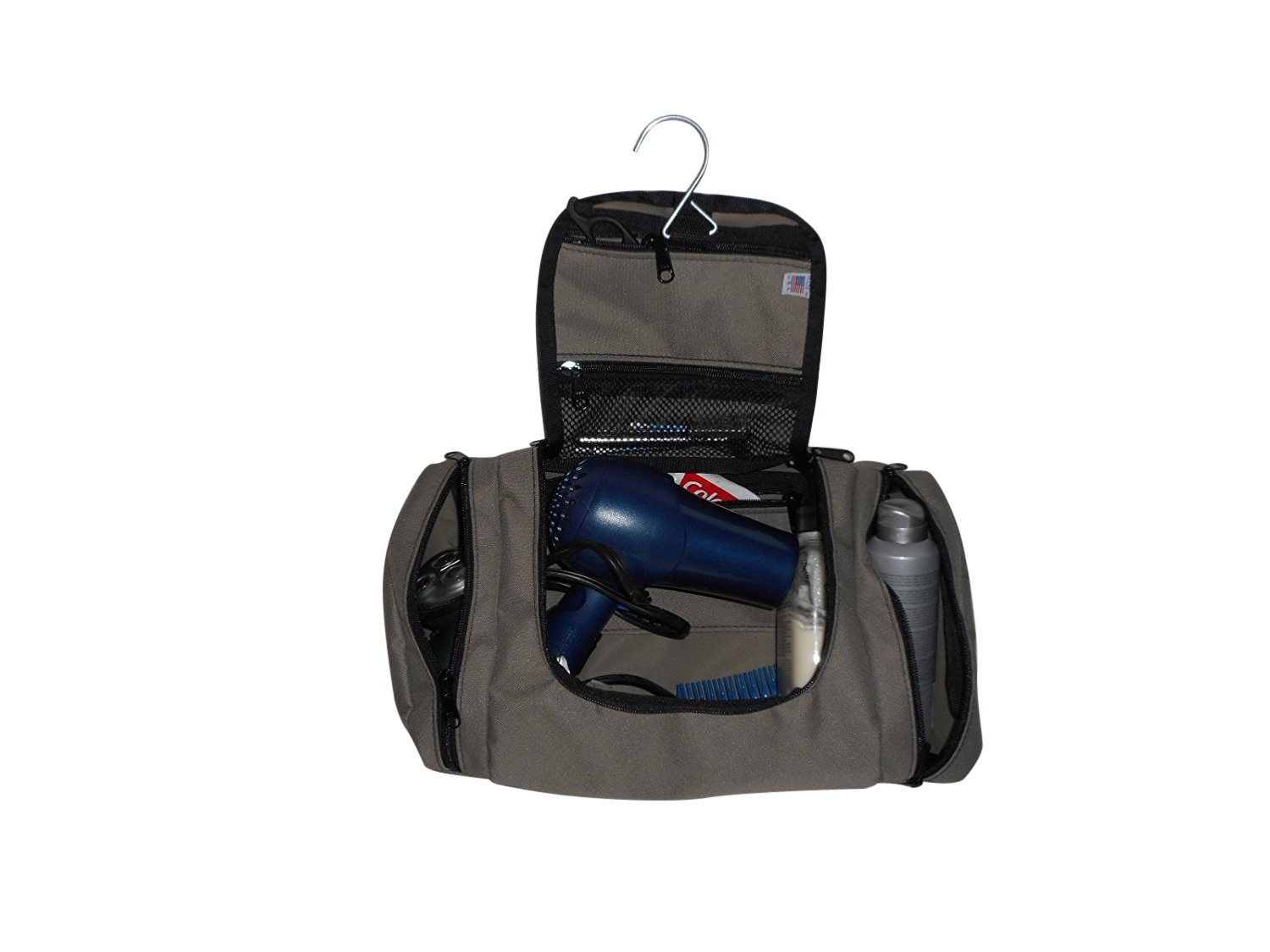 97c39faba8 Large hanging toiletry or shaving bag for all your essential
