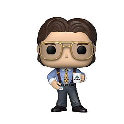 Funko Pop! Movies: Office Space - Bill Lumbergh: Toys & Games