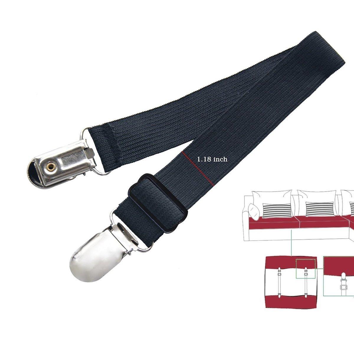 Generic Adjustable Grippers Suspenders Fasteners Image 2