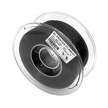 Entweg PETG Filamento Filamentos de la impresora 1.75 MM Precisión ...