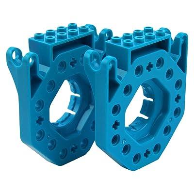 Wonder Workshop Build Brick Extensions for Dash and Dot Robots: Toys & Games [5Bkhe1102823]