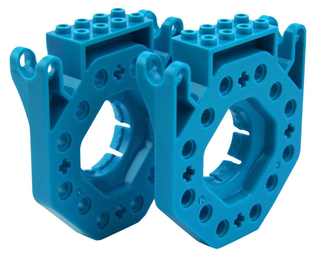 Wonder Workshop - 4 briques de construction LEGO. Des Robots Intelligents pour des Esprits Curieux, vos enfants vont apprendre à coder tout en s'amusant vos enfants vont apprendre à coder tout en s'amusant BB01