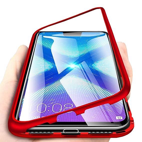 Amazon com: EabHulie Huawei Honor 8X Case, Hybrid 2 in 1