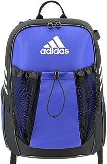 9a9bb629a0 adidas Unisex Training Backpack, Mystery Blue/Scarlet/Black, NS ...